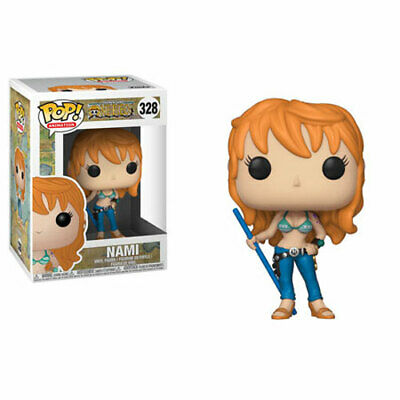 Funko POP! Animation - One Piece S2 Vinyl Figure - NAMI - New in Box