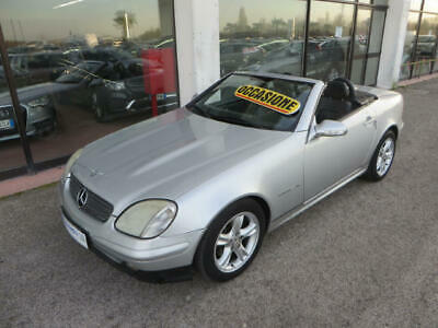 Mercedes-Benz SLK 200 cat KOMPRESSOR EVO 163 CV