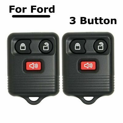 2x Car Key Fob Keyless Entry Remote Control For Ford F-150 F-250 F-350 F450 F550