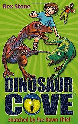 Snatched By the Dawn Thief: Dinosaur Cove 18, Stone, Rex, Used; Good Book