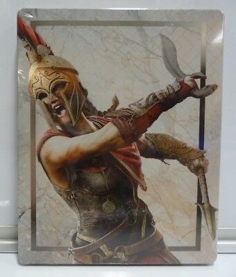 Assassin's Creed Odyssey Steelbook Official Ubisoft Product In Stock Rare