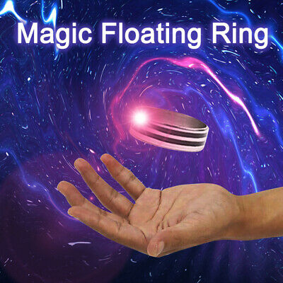 Magic Ring Tricks Play Ball Floating Effect of Invisible Magic Props Hot 2019