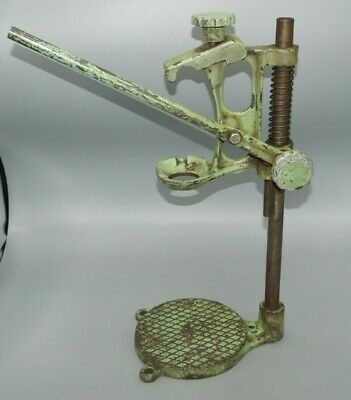 Vintage Bench-Top Drill Press Stand