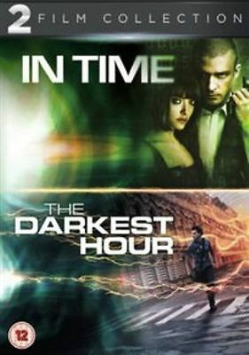 In Time / The Darkest Hour Double Pack [DVD] [2011], DVDs
