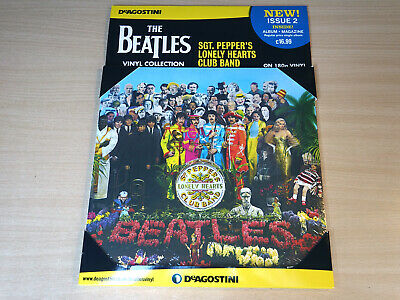 MINT + Magazine !! Beatles/Sgt Peppers Lonely Hearts Club Band/2016 LP/180G