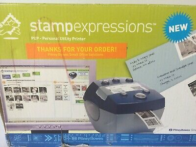 Stamp Expressions Personal Utility Printer & Software Installation CD