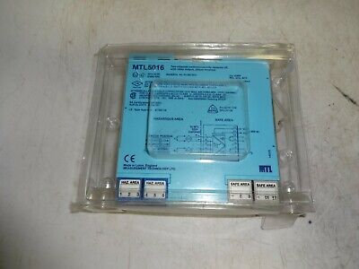 Measurement Technology MTL5016 Two Channel Switch MTL-5016