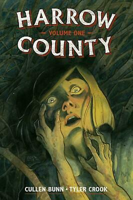 Harrow County Library Edition Volume 1 by Cullen Bunn Hardcover