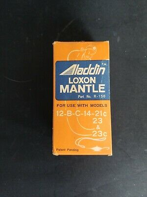 Aladdin Loxon Mantle R150 for Aladdin lamps