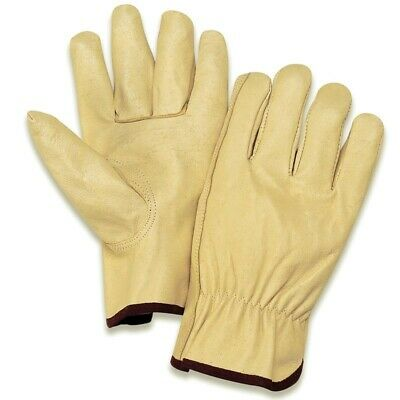 1 Doz. Pair of (Large) Soft  Leather Drivers Gloves