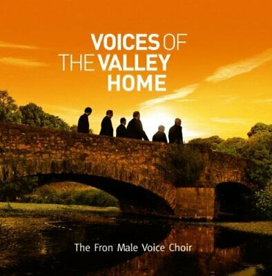 Voices Of The Valley: Home, Fron Male Voice Choir, Audio CD, Good, FREE & Fast D