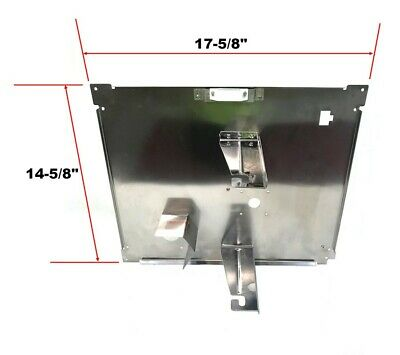 Replacement Popcorn Machine Ceiling Panel & Hangers, Great Northern Large 8 oz