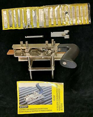 Stanley 18 Blade Combination Plane 12-250