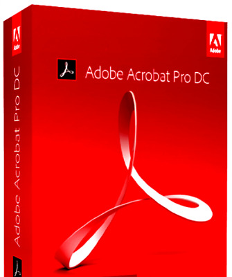 Adobe Acrobat Pro DC 2019 life time all language -Fast Delivery