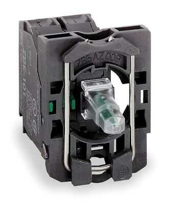 SCHNEIDER ELECTRIC ZB5AW031 Lamp Module and Contact Block,22mm,1NO