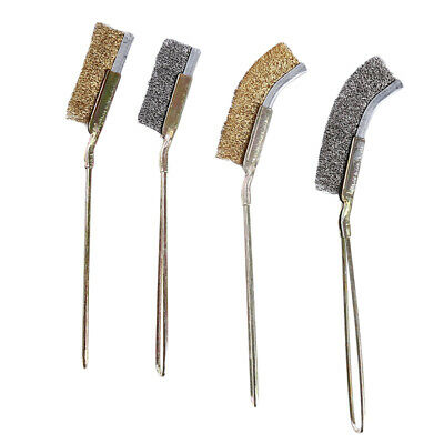 Rust Removal Wire Brushes Grinder Descaling Grinding Burring Cleaning LA