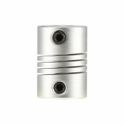 6x6mm CNC Motor Jaw Shaft Coupler 6mm To 6mm Flexible Coupling OD 16x23mm RY