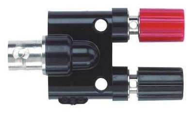 POMONA 1452 Binding Post,30VAC/60VDC,Black