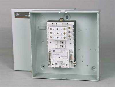 GE CR463L60AJA10A0 120VAC Electrically Held Lighting Contactor 6P 30A