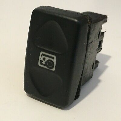 Land Rover Tailgate Boot Glass Window Button Switch  Freelander Mk1  Yuf500050