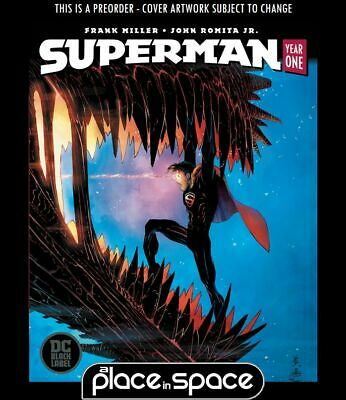 (Wk34) Superman: Year One #2A (Oversized) - Preorder 21St Aug