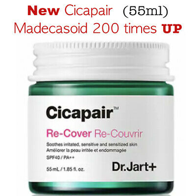 [Dr. Jart+] Cicapair Re-Cover Re-Couvrir 55ml Strength, Health, and Vitality