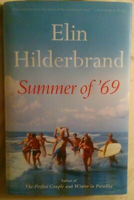 Summer of '69 by Elin 🔥Hardcover🔥 Free shipping