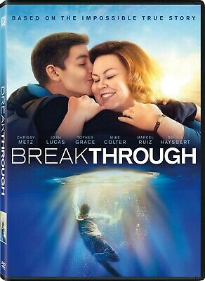 Breakthrough 2019 DVD - Brand New!  Fast Free Shipping!