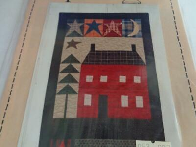 Country Threads 490 Stars at Night Quilt Quilting Sewing Pattern