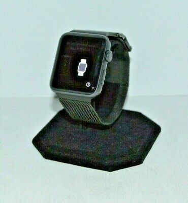 Apple Watch Series 3 SmartWatch 42mm A1859 GPS *TESTED WORKING*