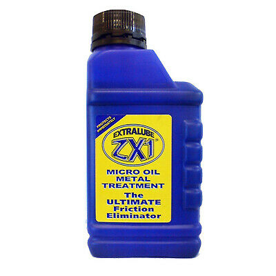 ZX1 Extralube Super Engine Friction Reducer Treatment Micro Oil 1 Litre