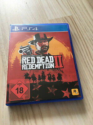 Red Dead Redemption 2 PS4 / Play Station 4