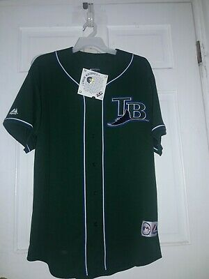 outlet store 0881f 13503 NEW!! TAMPA BAY Devil Rays Jose Canseco Home White Vintage ...