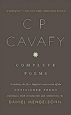 The Complete Poems of C.P. Cavafy, , Used; Like New Book