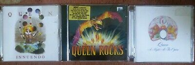 Queen - Innuendo/A night at the Opera/Queen Rocks [Remastered] (2011)