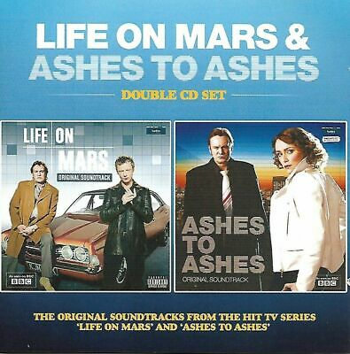 LIFE ON MARS and ASHES TO ASHES - Double CD Set - Soundtrack
