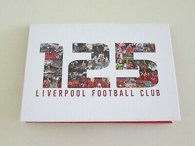 Rare Liverpool Official Membership 125th Anniversary Keyring 2017/18 LFC