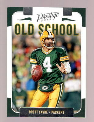 2019 Panini Prestige Football Old School Inserts - You Pick From A List