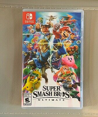 Super Smash Bros. Ultimate (Nintendo Switch Edition)