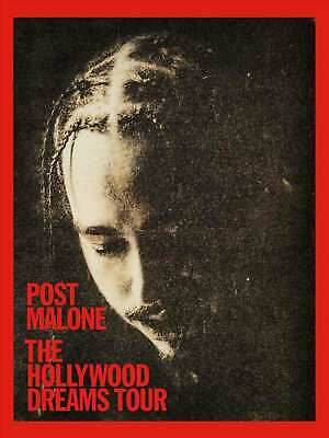 POST MALONE AUGUST 26th poster wall art home decoration