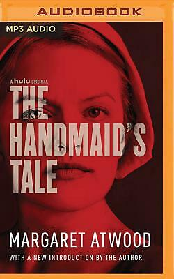 The Handmaid's Tale TV Tie-In Edition by Margaret Atwood (English) MP3 CD Book F