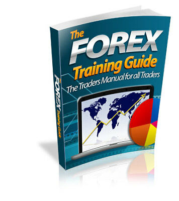 The Forex Training Guide Ebook PDF & 5 Online money Ebooks MRR Free Shipping