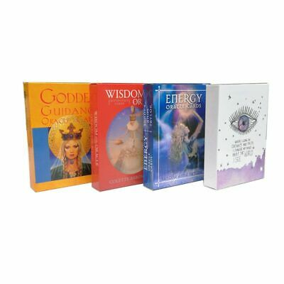 Guidance oracle cards Wisdom of Oracle Divination Energy Oracle Tarot Cards