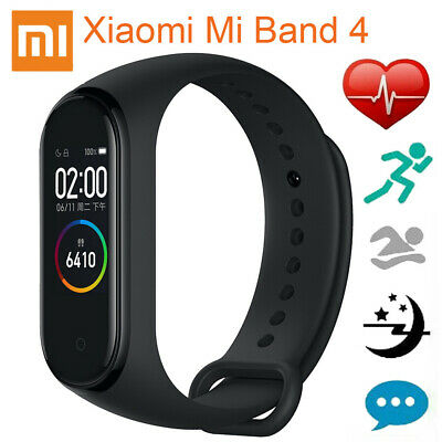 Xiaomi Mi Band 4 AMOLED Color Screen Wristband BT5.0 FitnessTracker Smart Watch
