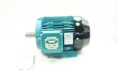 Brook Crompton WA6M004-2 Motor W-da132ml 3ph 4hp 1150rpm 1-1/2in 208-230/460v-ac