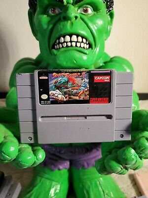 Street Fighter 2 Super Nintendo Cartridge Only SNES Tested and Working