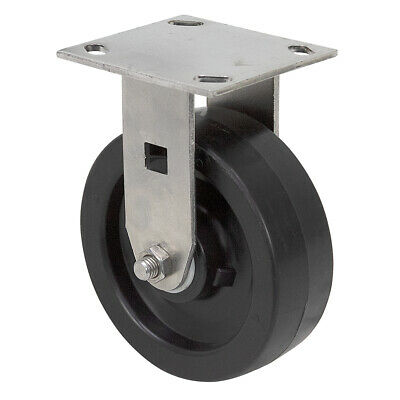 6x2 Stainless Steel Rigid Caster 1-404424