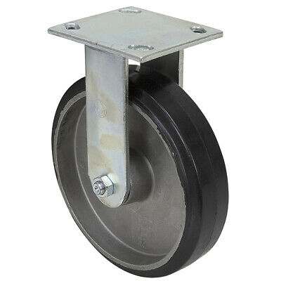 8x2 Jarvis Rigid Plate Caster 1-4165