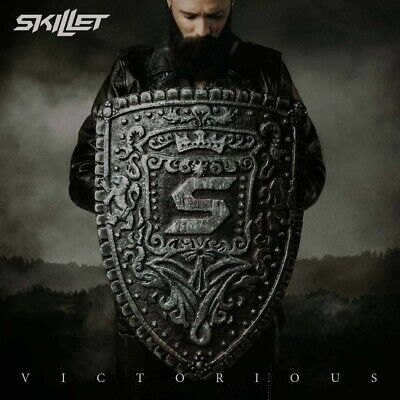 Skillet Victorious CD New Pre Order 02/08/19