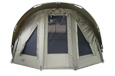BearCreeks 2 Man Classic Carp Fishing Bivvy with Winterskin